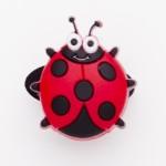 Cute Ladybug Charm